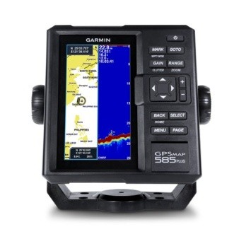 Garmin GPSmap 585plus SEA Display Unit