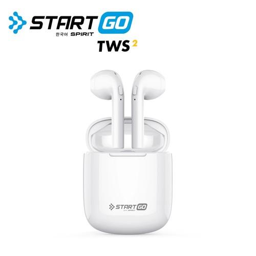 Advan Start Go TWS 2 Wireless Earphone - White