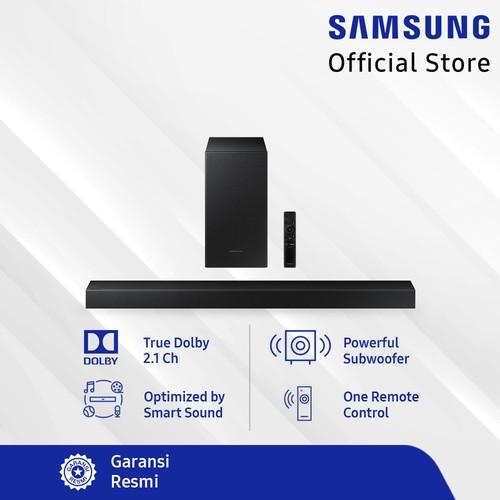 Samsung True Dolby Audio 2.1 ch Soundbar HW-T420 150W - Black (2020)
