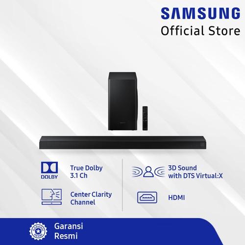 Samsung True Dolby Audio 2.1 ch Soundbar HW-T450 200W - Black (2020)