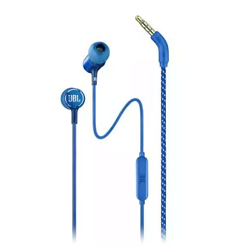 JBL Live 100 In-ear Headphones - Blue