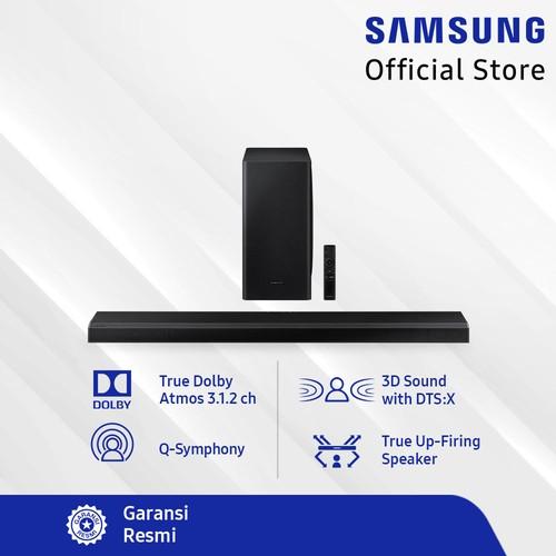 Samsung True Dolby Atmos 3.1.2 ch Soundbar HW-Q800T - Black