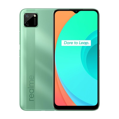 Realme C11 (RAM 2GB/32GB) - Mint Green