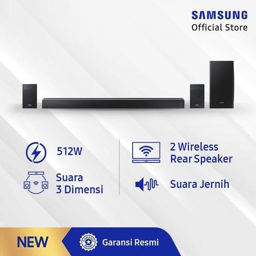 Samsung Soundbar HW-Q90R 512W 7.1.4Ch - Black