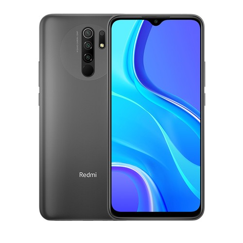 Xiaomi Redmi 9 (RAM 4GB/64GB) - Carbon Grey