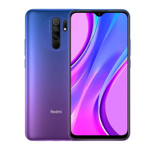 Xiaomi Redmi 9 (RAM 4GB/64GB) - Sunset Purple