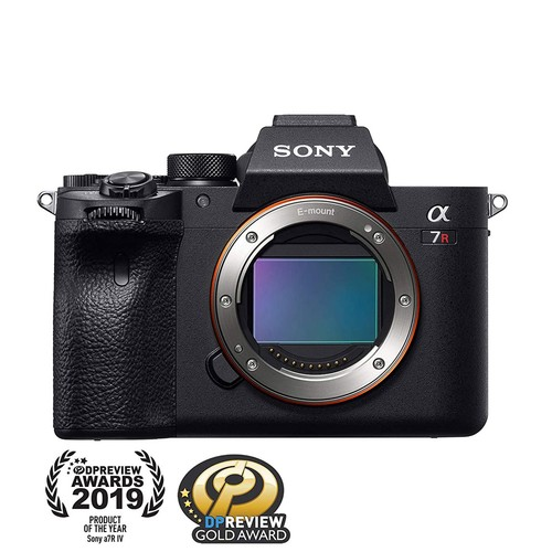 Sony Alpha 7R Mark IV Full-frame Mirrorless Camera (ILCE-7RM4)