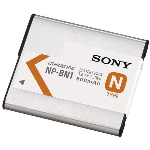 Sony Li-on Rechargeable Battery for WX220 & W800 Series - NP-BN