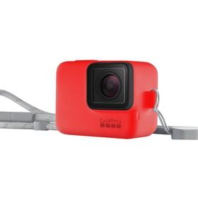 GoPro Sleeve + Lanyard Fire