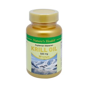 Natures Health Krill Oil -