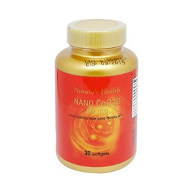 Natures Health Nano Co-Q-10