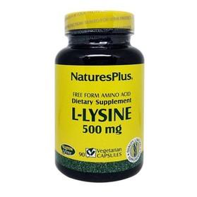Natures Plus L Lysine 500mg