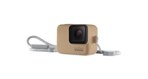 GoPro Sleeve + Lanyard Sand - GP-ACSST-010