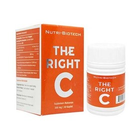 Nutri-Biotech The Right C 3