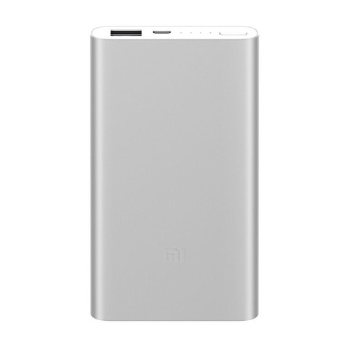 Xiaomi Mi Power Bank 2 10000mAh -  Silver
