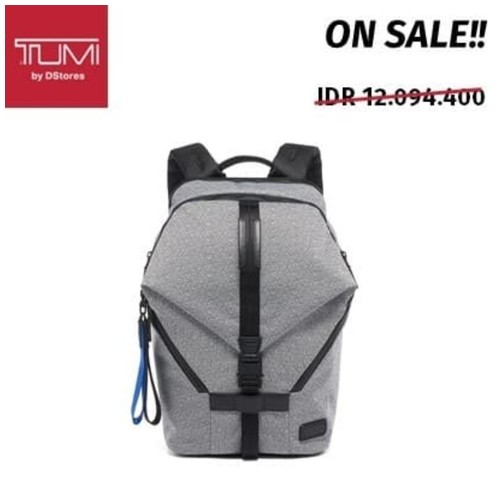 TUMI Tahoe Finch Backpack - Static Grey