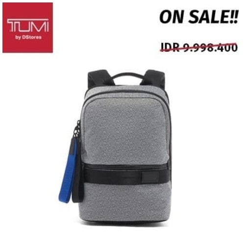 TUMI Tahoe Nottaway Backpack - Static Grey