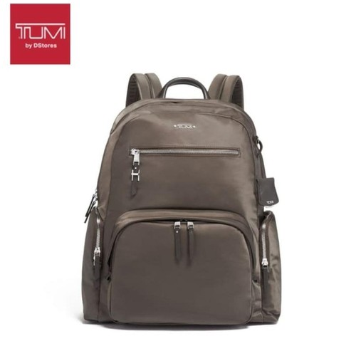 TUMI Voyageur Carson Backpack - Mink Silver