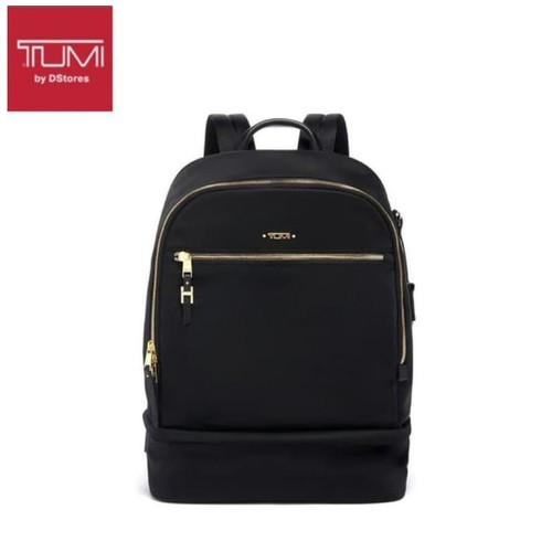 TUMI Voyageur Brooklyn Double Compartment Backpack - Black