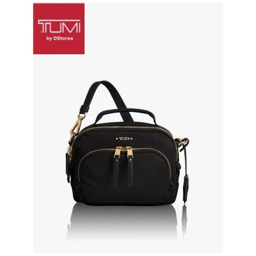 TUMI Voyageur Troy Crossbody - Black