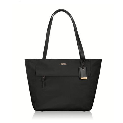 TUMI Voyageur Small M Tote Bag - Black