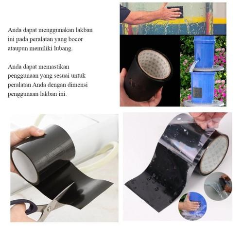 Lakban Waterproff Anti Bocor Untuk Tambal Ember Bocor