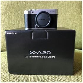 Fujifilm Xa-20 Kit 15-45mm