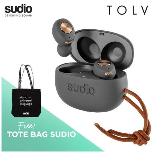 TOLV ANTHRACITE COPPER - True Wireless Earbuds