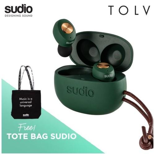 TOLV GREEN - True Wireless Earbuds