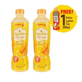Buy 2 Pokka Natsbee Honey L