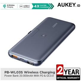 Aukey Powerbank PB-WL03S Wi