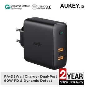 Aukey Charger PA-D5 Dual-Po