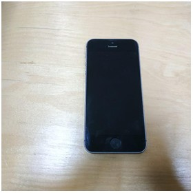 iPhone 5s - 16gb - Space Gr