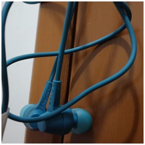 Pioneer In-Ear Headphone Blue