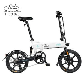 Fiido D2S Folding Moped Ele