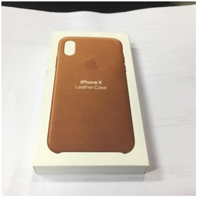 Apple Leather Case for iPho