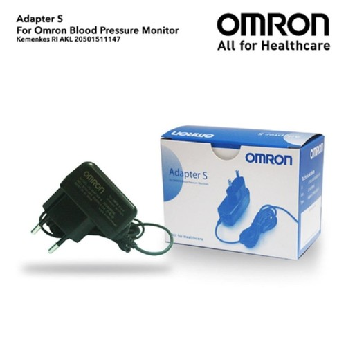 OMRON Adaptor Blood Pressure Monitor
