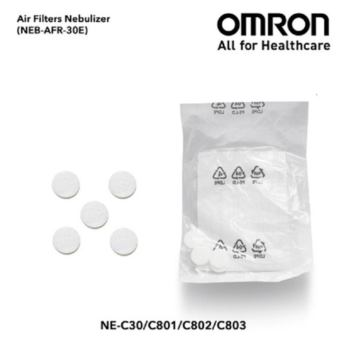 OMRON Air Filter Nebulizer NE-C801