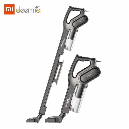 Xiaomi Deerma Vacuum Cleaner 2-in-1 Penyedot Debu DX700S - Grey
