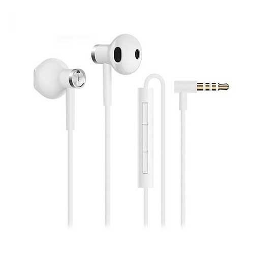 Xiaomi Mi Dual Driver Earphones - White