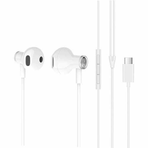 Xiaomi Mi Dual Driver Earphones Type-C - White