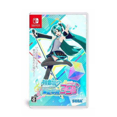 Hatsune Miku Project Diva Mega 39s for Nintendo Switch