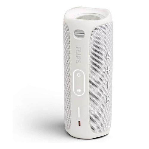 JBL Bluetooth Speaker Flip 5 - White