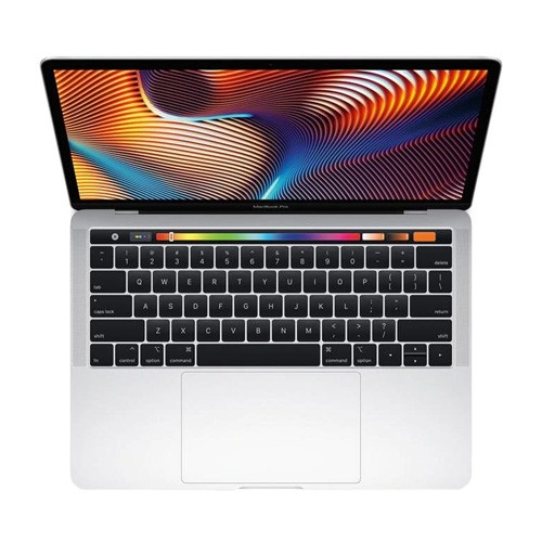 Apple 13 inch Macbook Pro Touch Bar with Intel Core i5/8GB/256GB - Silver (2020) - MXK62ID/A