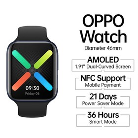 Oppo Watch 46mm - Black