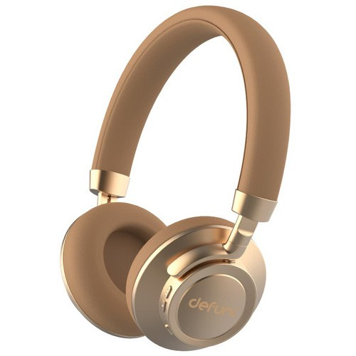 Defunc Headphone BT Plus - Gold