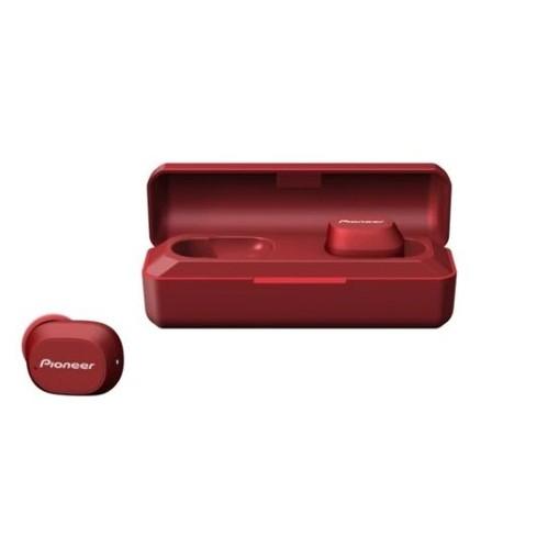 Pioneer SE-C5TW Bluetooth Truly Wireless Earphones - Red
