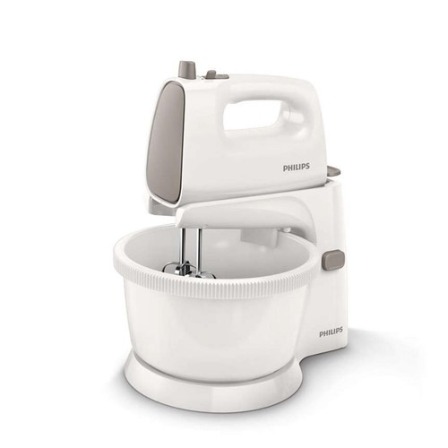 Philips Mixer (Stand Mixer-Grey) HR1559/50 - Grey