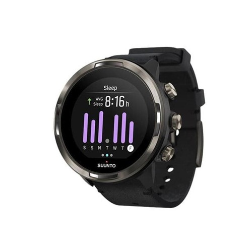 SUUNTO 9 G1 BARO TITANIUM LEATHER SS050463000