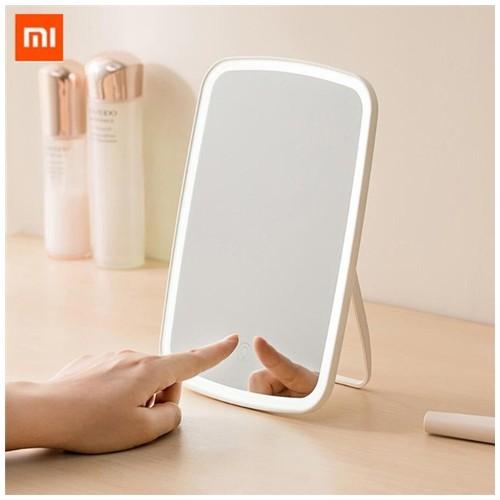 Xiaomi Jordan&Judy Cermin Makeup Mirror LED Light Rechargeable - NV026